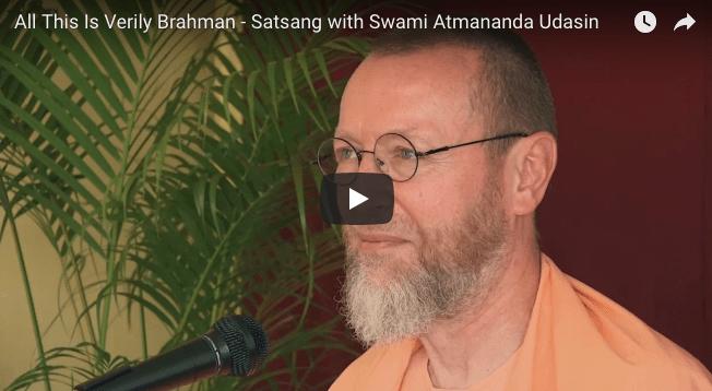 Satsang with Swami Atmananda Udasin