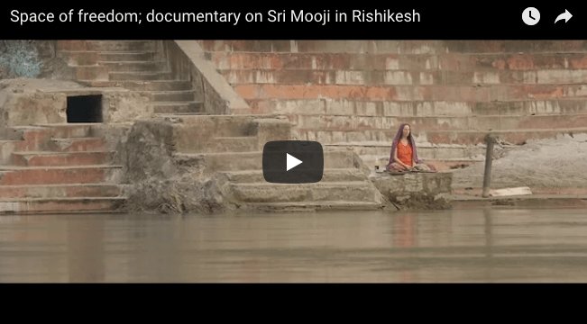 mooji documentary rishikesh