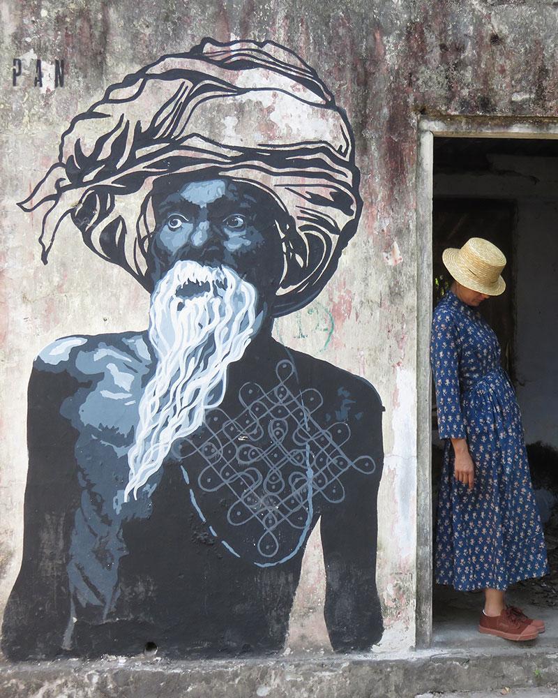 beatles ashram rishikesh sadhu google