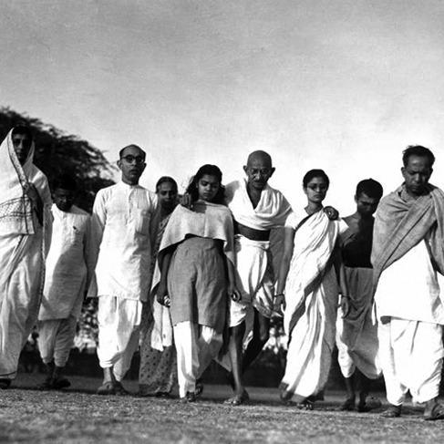 Mahatma Gandhi Civil Rights Leader