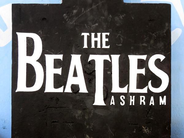 the beatles ashram Maharishi Mahesh Ashram Rishikesh