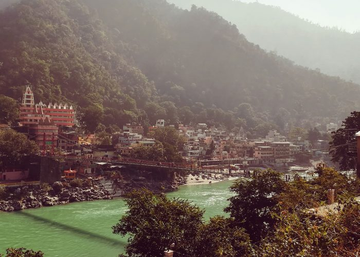 the river ganges rishikesh